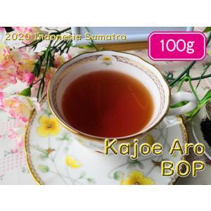 紅茶 スマトラ カジョエアロ茶園 BOP/2020 100g 茶葉 リーフ teachaichai