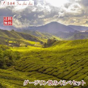 紅茶 セット ダージリン飲みくらべセット teachaichai