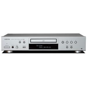 iPod再生やMP3/WMAファイル再生、USBメモリーを使ったMP3録音も可能なCDプレーヤーです...