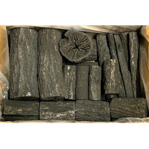 茶道具 椚(くぬぎ)組炭 炉用 小箱