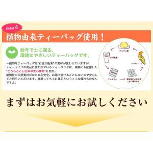 ルイボスたんぽぽ茶  ポット用30個入 tealife 06