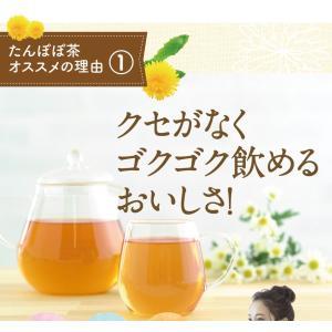 たんぽぽ茶 カップ用30個入|tealife|07