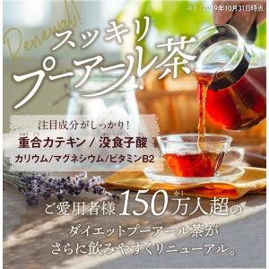 ダイエットプーアール茶(プーアル茶 ) ポット用120個入  お茶|tealife|02