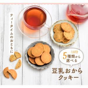 豆乳おからクッキー (プレーン) tealife 09