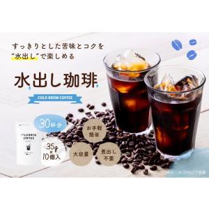 水出し珈琲 10個入 アイスコー ヒー 水出しコーヒー|tealife|03