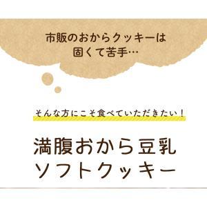 満腹おから豆乳ソフトクッキー 1kg|tealife|02