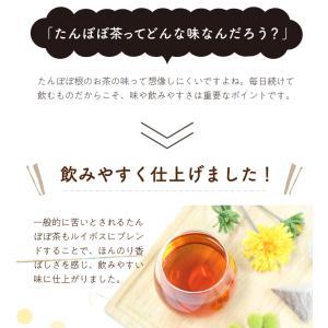 有機ルイボスたんぽぽ茶 30個入  お茶|tealife|07