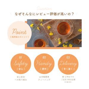 ルイボスティー オーガニック 101個 お茶 有機 ルイボスティー|tealife|07