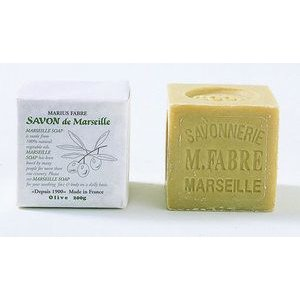 マルセイユ石鹸  サボンドマルセイユ オリーブ 200g マルセイユ 石鹸 マリウスファーブル