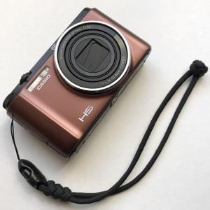 コンパクトカメラストラップ|teamiya