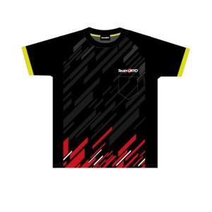 ドライTシャツ Tシャツ チーム右京 TEAM UKYO 2019 半袖 メール便OK(1点まで)|teamukyo