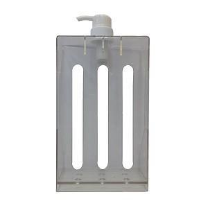 カペリッチ プラチナム 専用ポンプ&プラスチックホルダー|tear-drop