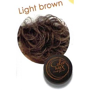 フォード カラーワックス ライト ブラウン 50 g Light brown|tear-drop