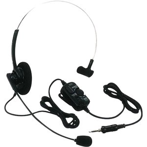 VOX対応ヘッドセット SSM-64A  スタンダード 1ピンねじ込ジャック用|tech21