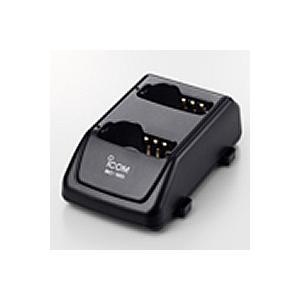 連結型 二口充電器・ACアダプター別売 BC-185 アイコム iCOM|tech21