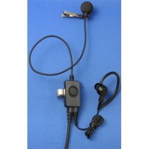 エコテクノ タイピンマイク EK-505T モトローラ対応コネクタ|tech21