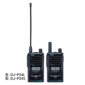 トランシーバー DJ-P24 アルインコ ALINCO インカム 無線機 特定小電力 ALINCO インカム 無線機 tech21