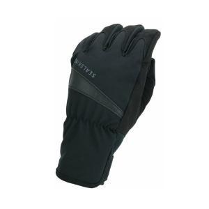 SEALSKINZ Waterproof All Weather Cycle Glove(women) Black size-XL 12200080000140 全国送料無料 │ シールスキンズ グローブ 手袋 XLサイズ|tech21