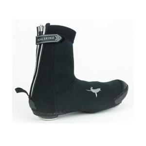 SEALSKINZ All Weather Cycle Overshoe Black size-M 15100041000120 全国送料無料 │ シールスキンズ オーバーシュー Mサイズ|tech21