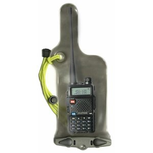 アクアパック 防水ケース 208 無線機用ケース(Mini) VHF Radio Caseトランシーバー用 aquapac|tech21