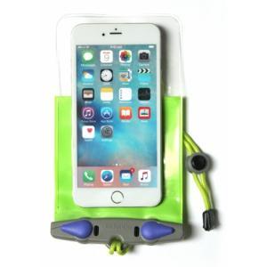 アクアパック 防水ケース 353 iPhone Plus 用 スマートホン 防水ケース Green aquapac|tech21