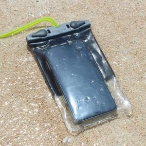 アクアパック 358 防水ケース iPhone Plus用 スマートホン防水ケース 全国送料無料 aquapac|tech21