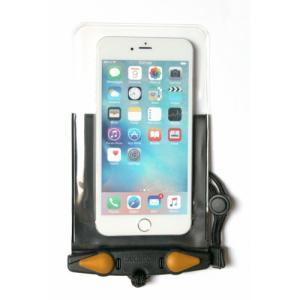 アクアパック 防水ケース 359 iPhone Plus 用 スマートホン 防水ケース ブラック aquapac|tech21