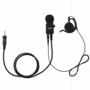タイピンマイク 耳かけ式大型オープンエアー型 (ヘビーデューティー) SSM-58AS スタンダード|tech21