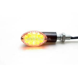 LED ウインカー バイク用 2個セット LED12球 049A technical-inc