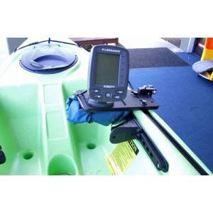 Mad Frog Gear リベレーター Sサイズ(魚群探知機用 首振りステー)|technical-inc