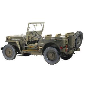 サイバーホビー 1/6 WW.IIアメリカ陸軍1/4トン 4×4 小型軍用車 プラモデル CH75020|techno-hobby-center