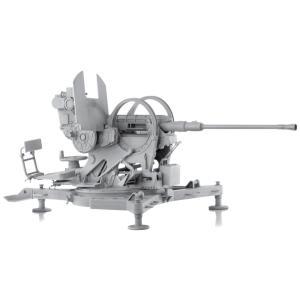 サイバーホビー 1/6 WW.II ドイツ軍 20mm 対空機関砲 Flak 38 後期型 プラモデル CH75039|techno-hobby-center