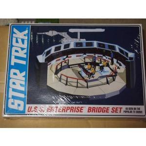 AMT 1/32 スタートレック 宇宙大作戦 U.S.S エンタープライズ ブリッジセット AMT808|techno-hobby-center
