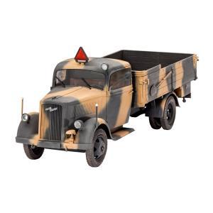 ドイツレベル 1/35 ドイツ オペル Typ2,5-32型トラック プラモデル 03250|techno-hobby-center