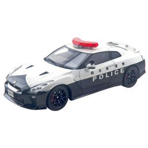 Hi Story 1/24 ニッサン GT-R PATROL CAR 栃木県警察 完成品|techno-hobby-center