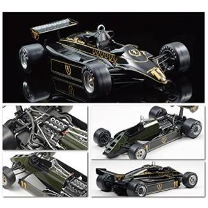 エブロ 1/20 チームロータス Team Lotus Type 91 1982 プラモデル 20012|techno-hobby-center
