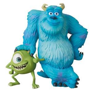 UDF(ウルトラディテールフィギュア) Pixar サリー&マイク メディコム・トイ techno-hobby-center