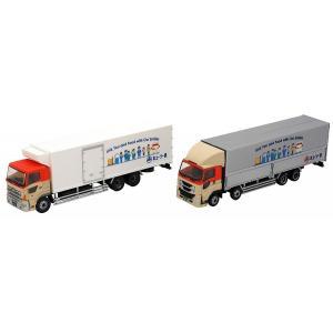 ザ・トラックコレクション トラコレ キユーソー便 大型トラックセット トミーテック|techno-hobby-center