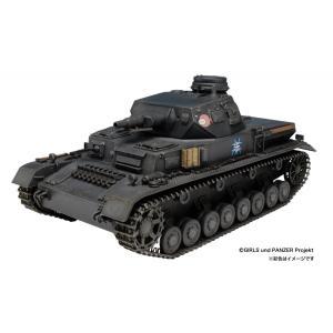 プラッツ 1/35 ガールズ&パンツァー IV号戦車D型 あんこうチーム模型戦車道、はじめます! 初回限定特典付き プラモデル GP-18 techno-hobby-center