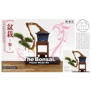 1/12 THE BONSAI ザ・盆栽 参 プラモデル BON-03 プラッツ techno-hobby-center