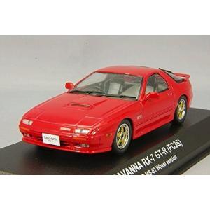 京商 1/ 43 マツダ サバンナ RX-7(FC3S)GT-R マツダ スピードホイール(レッド)(KS03302R)ミニカー|techno-hobby-center