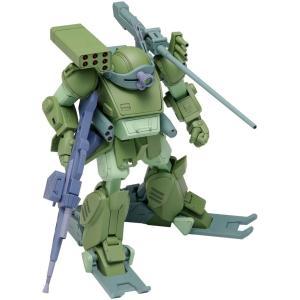 ウェーブ 装甲騎兵ボトムズ バーグラリードッグ PS版 1/35スケール 全高約12cm 色分け済みプラモデル BK-230|techno-hobby-center