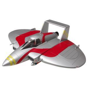 WAVE 1/72 マットアロー2号 隊長機 帰ってきたウルトラマン プラモデル UT-027|techno-hobby-center