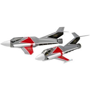 ウェーブ 1/48 マイティジャック ピブリダー 2機セット スケール 全長約16cm プラモデル UT-041|techno-hobby-center
