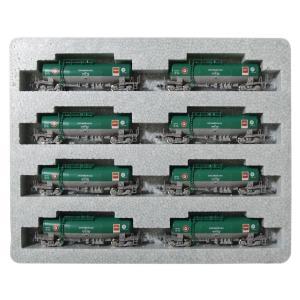 KATO 10-1167 タキ1000 日本石油輸送色 ENEOS(エコレールマーク付) 8両セットB techno-hobby-center