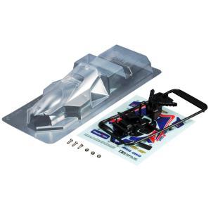 ミニ四駆 GP.502 サンダーショット クリヤーボディセット タミヤ 15502|techno-hobby-center