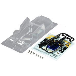 ミニ四駆 GP503 ウイニングバード フォーミュラー クリヤーボディセット(ポリカ) 15503 タミヤ|techno-hobby-center