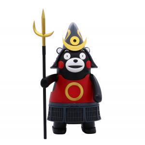 3新品 フジミ くまモンのプラモ 鎧兜バージョン ノンスケール 色分け済み プラモデル くまモンのシリーズ No.2|techno-hobby-center