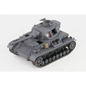ピットロード ぺあどっと ガールズ&パンツァー IV号戦車D型改(F2型仕様)エンディングVer. プラモデル PD47|techno-hobby-center