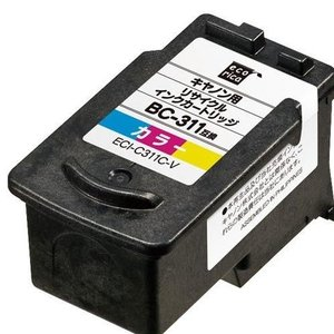 ECIC311CV2011年05月 発売 ・ 仕 様 ・対応純正商品:BC-311カラー:3色一体型...